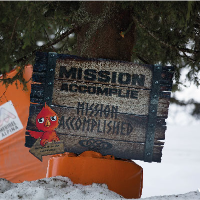 Mission Black Forest Meribel
